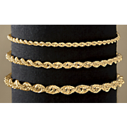 rope bracelet 95