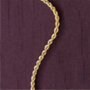 rope necklace 259