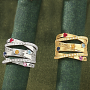 name birthstone family overpass ring