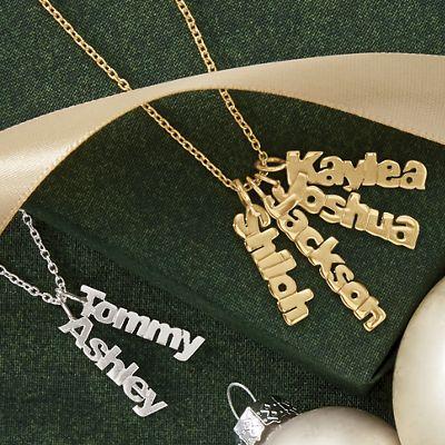 Name Family Pendants