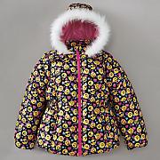 Girls' Character Puffer Jacket