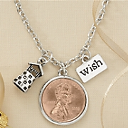 Penny/Wish Well Pendant