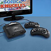 Classic Game Console 5 by Sega Genesis