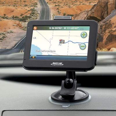 "Roadmate 4.3"" GPS with Lifetime Maps by Magellan"