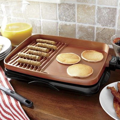 Electric Griddle/Grill by Ginny&#39;s<sup class='mark'>&reg;</sup>