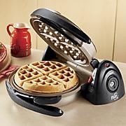 flipside belgian waffle maker by presto