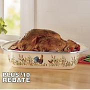 Garden Rooster Roaster by Paula Deen