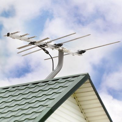 Compact Outdoor Antenna by RCA