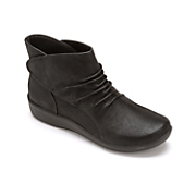 Sillian Sway Bootie by Clarks