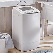 Compact Top-Load Washing Machine