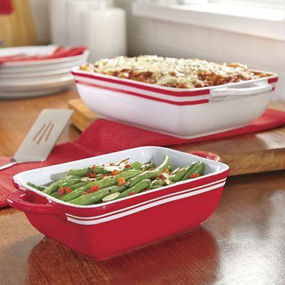 2-Piece Bistro Bakeware Set