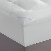 Sleep Connection® Blended Memory Foam Mattress Topper and Jumbo Pillow Pair by Montgomery Ward