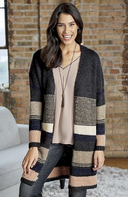 Oh-So-Soft Sweater Cardigan