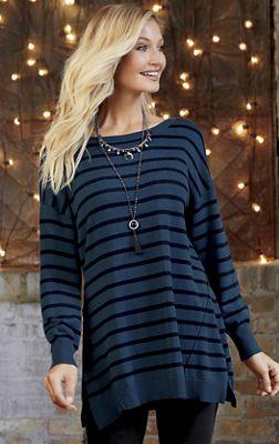 Tilly Stripe Sweater