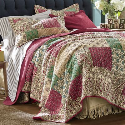 Grace Oversized Quilt and Sham