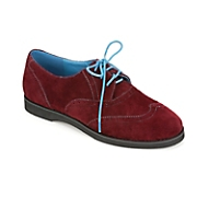 Topstitched Oxford by Monroe and Main