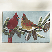 Cardinals Sky Indoor/Outdoor Mats
