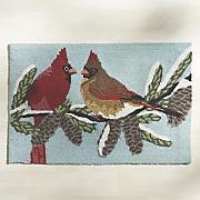 Cardinals Sky Indoor/Outdoor Mats
