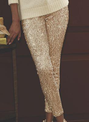 Lucinda Sequin Leggings