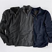 Men's 3-Pack 1/4-Zip Sweater