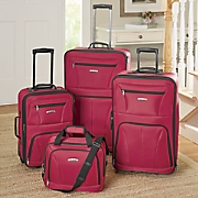 4-Piece Luggage Set by Rockland