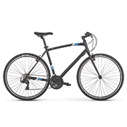 Cadent 1 Men's  Fitness Hybrid Bike by Raleigh