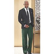Men's Green Pocket Suit