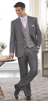 3-Piece Suit by Steve Harvey