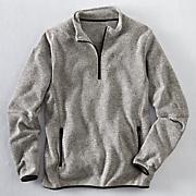 Men's 1/4-Zip Fleece Sweater