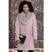 ivana blush coat 2
