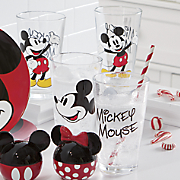 4-Piece Mickey Mouse Glasses