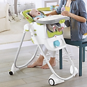 4-In-1 Total Clean High Chair by Fisher-Price