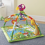 Rainforest Music and Lights Deluxe Gym by Fisher-Price
