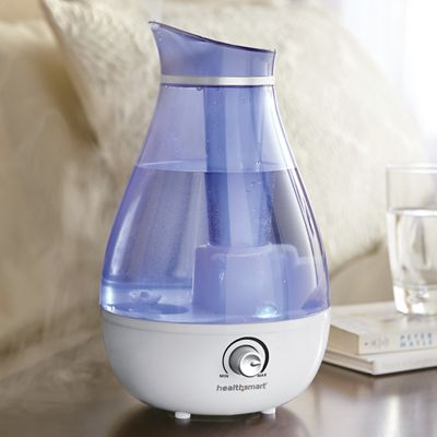 Ultrasonic Cool Mist Humidifier by Healthsmart