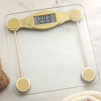 Gold Bath Scale by Conair
