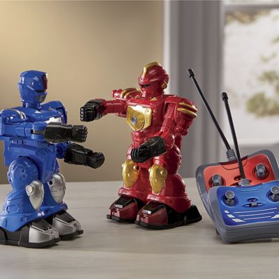 Robot Smasherz - Twin Pack