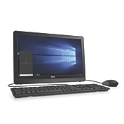 "All-In-1 21.5"" Inspiron Touchscreen Desktop Computer with Intel Pentium Processor by Dell"