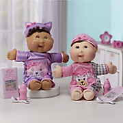cabbage patch kids  baby so real  interactive baby