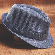 Knit Fedora by Henschel Hat