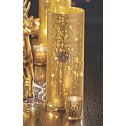 illuminated cylinder lantern