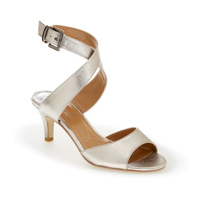 Soncino Ankle Strap by Jrenee