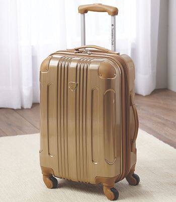 Expandable Rolling Carry-On