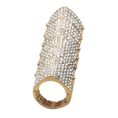 Crystal Stretch Ring