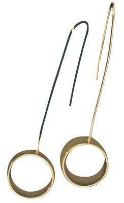 Circle/Wire Earrings