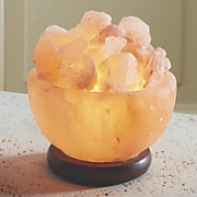 firebowl salt lamp