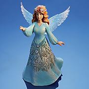 Winter Angel Figurine by Jim Shore
