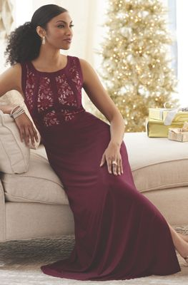 Fine Lace Dress