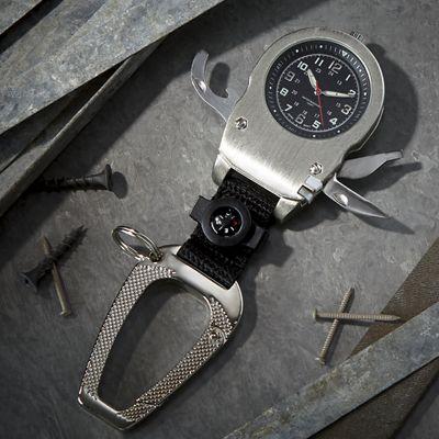 JFK Multi-Tool Compass Watch