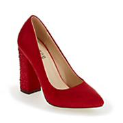 Ruby Red Pump by...