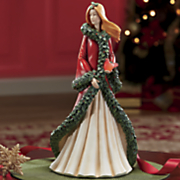 lighted musical holiday angel DL